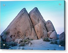 Pyramids At Live Oak Acrylic Print