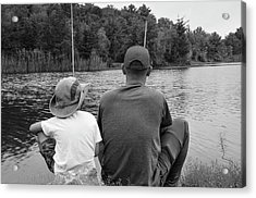 Quality Time... Acrylic Print