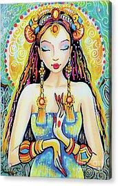 Quan Yin Acrylic Print