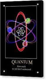 Quantum Confusion Acrylic Print