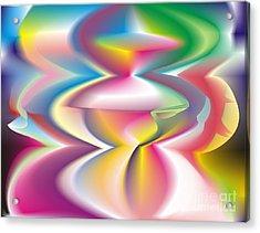 Quantum Landscape 3 Acrylic Print