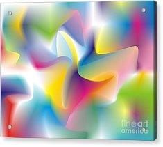 Quantum Landscape 4 Acrylic Print