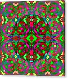 Quantum Portal C Open Acrylic Print