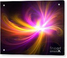 Quasi-stellar Acrylic Print