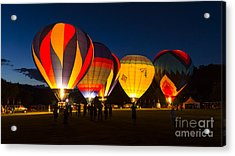 Quechee Balloon Festivial Acrylic Print