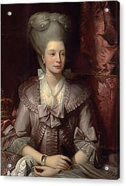 Queen Charlotte Acrylic Print
