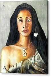 Queen Gassulawiya  Acrylic Print