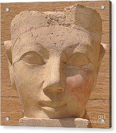 Queen Hatshepsut Acrylic Print