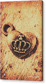 Queen Of Hearts Charm Acrylic Print by Jorgo Photography - Wall Art Gallery