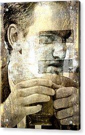 Quentin Acrylic Print