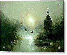 Quiet Abode Acrylic Print