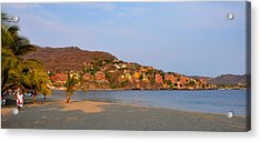 Quiet Afternoon Acrylic Print by Jim Walls PhotoArtist