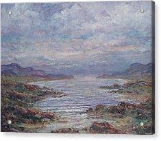 Quiet Bay. Acrylic Print