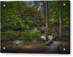 Quiet Beauty Acrylic Print by Marvin Spates
