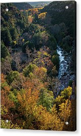 Quiet Canyon Acrylic Print
