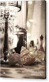 Acrylic Print featuring the photograph Quiet Moment by Aiolos Greek Collections