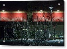 Quiet Night - Acrylic Print