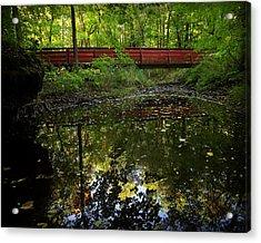 Quiet Reflections Acrylic Print
