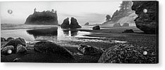 Quiet, Still And Calm Acrylic Print by Jon Glaser
