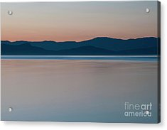 Quiet Tide Acrylic Print