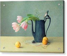 Quiet Time Acrylic Print