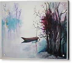 Quiet Waters Acrylic Print