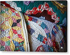 Quilted Comfort Acrylic Print