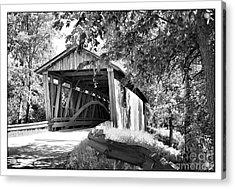 Quinlan Bridge Acrylic Print