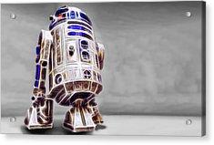 R2 Feeling Good Acrylic Print