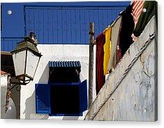 Rabat Morocco Acrylic Print by Peter Verdnik
