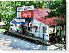 Rabbit Hash General Store Acrylic Print