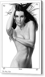 Rachel Acrylic Print