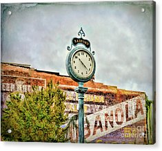 Radford Virginia - Time For A Visit Acrylic Print