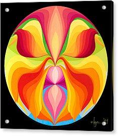 Radiant Health Acrylic Print