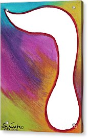Radiant Resh Acrylic Print