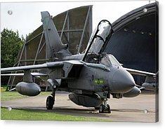 Raf Panavia Tornado Gr4 Acrylic Print