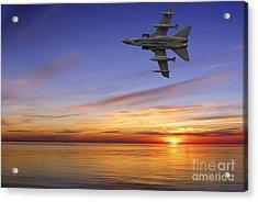 Raf Tornado Gr4 Acrylic Print