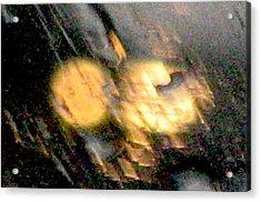 Rain 1 Acrylic Print by Stephen Hawks