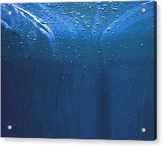 Rain 2 Acrylic Print by Mickie Boothroyd