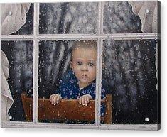 Rain Check Acrylic Print