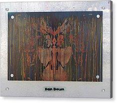 Rain Down  Acrylic Print