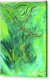 Rain Forest Revisited Acrylic Print