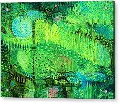 Rain Land I  Acrylic Print