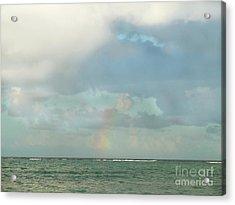 Rainbow 1 Acrylic Print