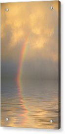 Rainbow Dream Acrylic Print by Jerry McElroy