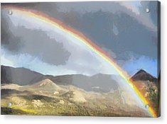 Rainbow - Id 16217-152048-5290 Acrylic Print