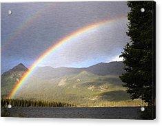 Rainbow - Id 16217-152059-7260 Acrylic Print