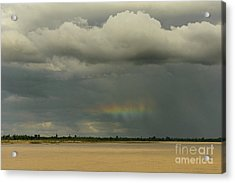 Rainbow Magic Acrylic Print