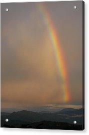 Rainbow No.1 Acrylic Print by Gregory Young