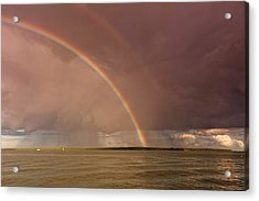 Rainbows Acrylic Print